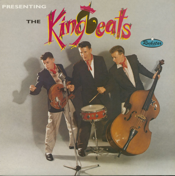 The Kingbeats (LP)