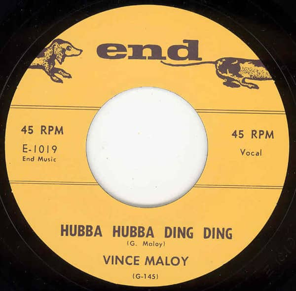 Hubba Hubba Ding Ding - Crazy About You