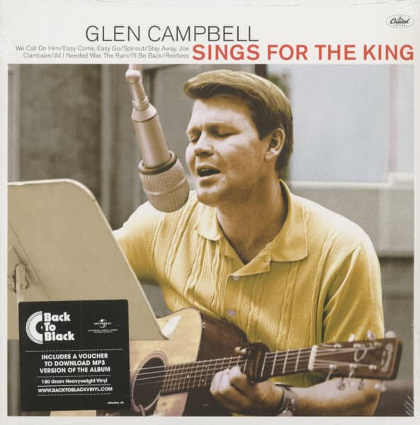 Sings For The King (LP)