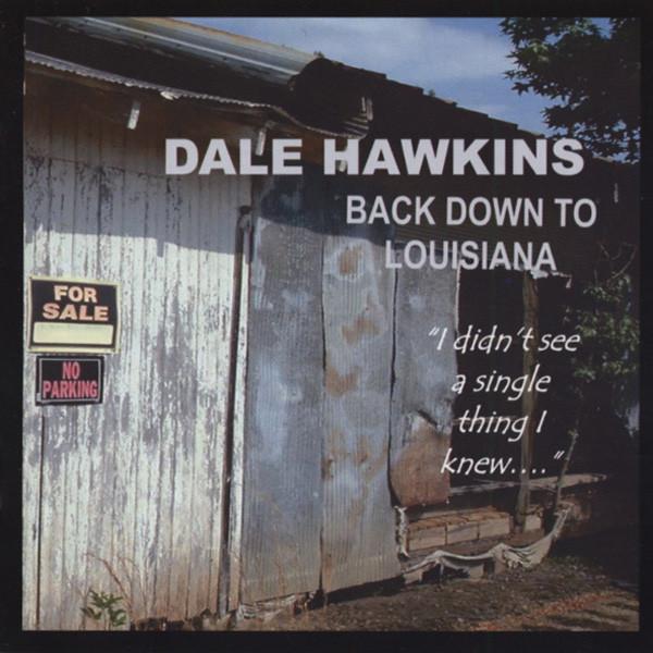 Back Down To Louisiana (2006 Album)