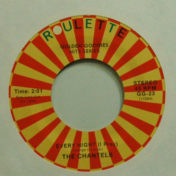 Every Night (I Pray) b-w Sure Of Love 7inch, 45rpm