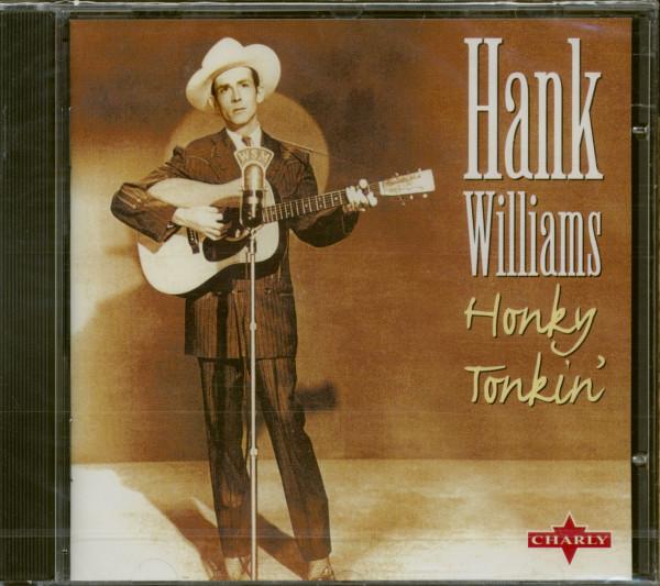 Honky Tonkin' (CD)