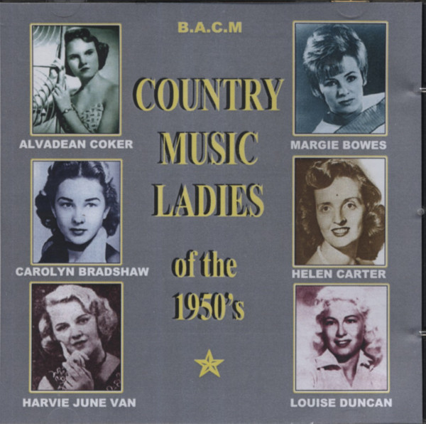 Country Music Ladies Of The 60s