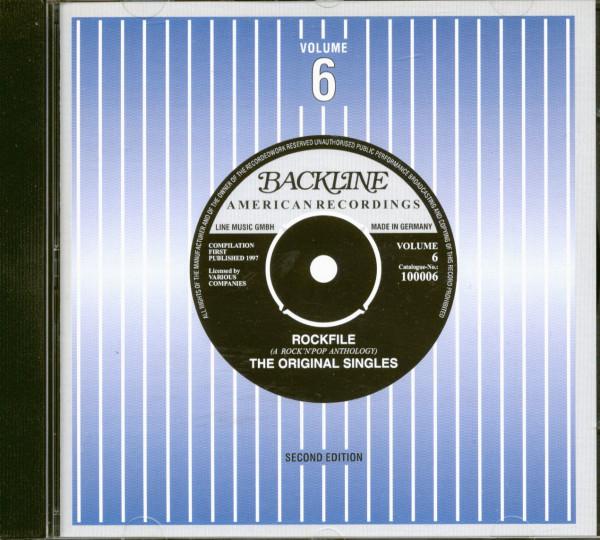 Rockfile Vol.6 (CD)