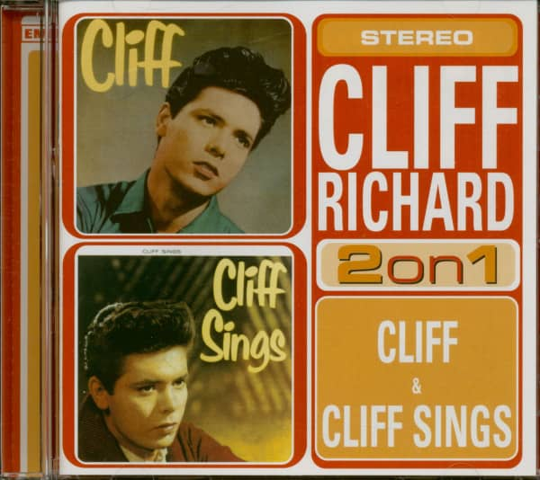 Cliff & Cliff Sings