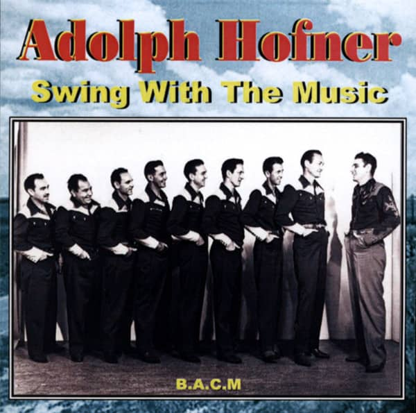 Swing With The Music 1938-55