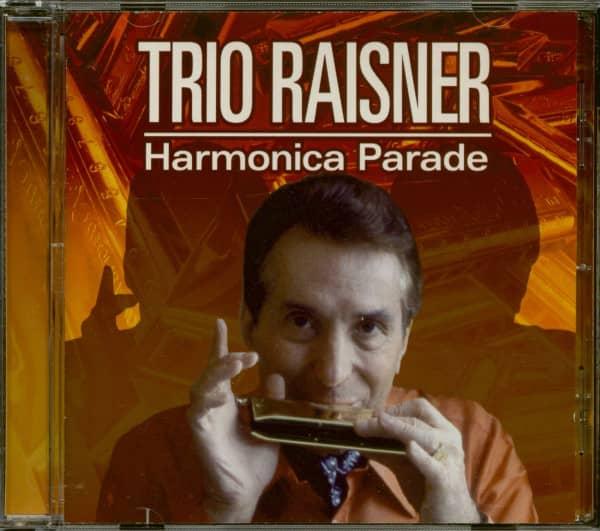 Harmonica Parade (CD)