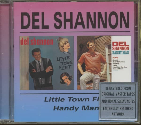 Little Town Flirt - Handy Man (CD)