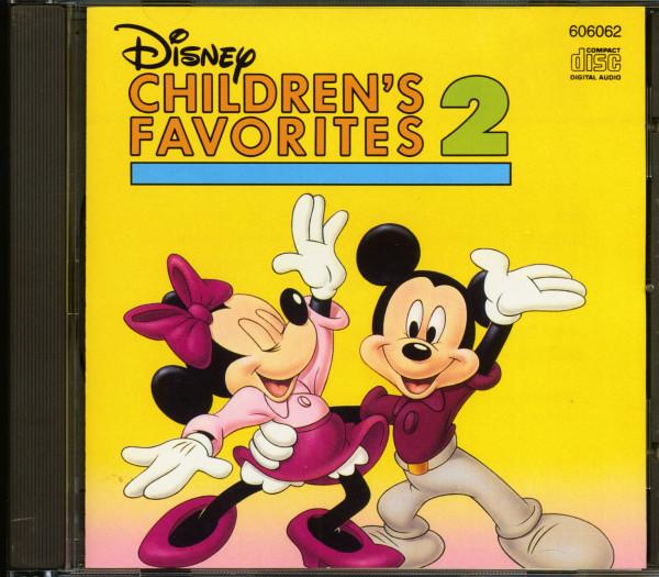 Disney - Children's Favorites 2 (CD)