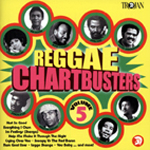 Vol.5, Trojan Reggae Chartbusters