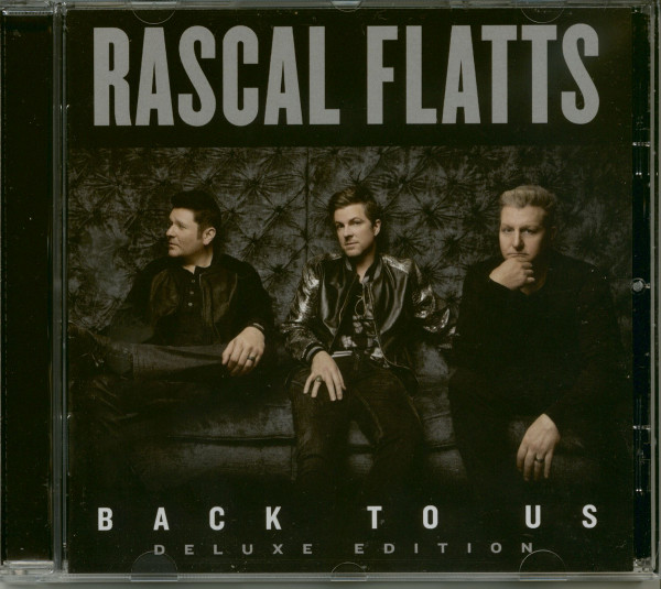 Back To Us (CD)