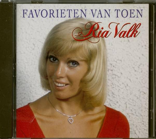Favoriete Van Toen (CD)