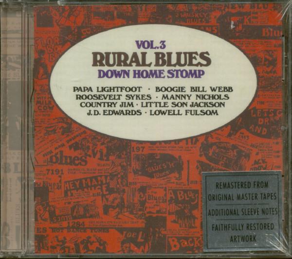 Rural Blues Vol.3 (CD)