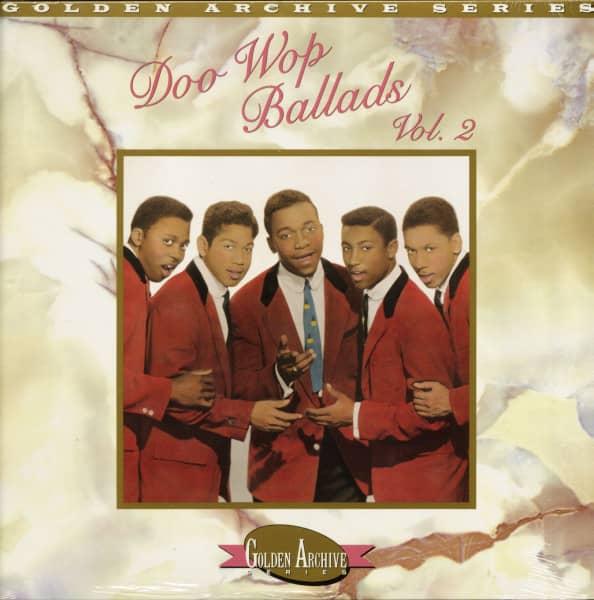 The Best Doo Wop Ballads Vol.2 (LP)
