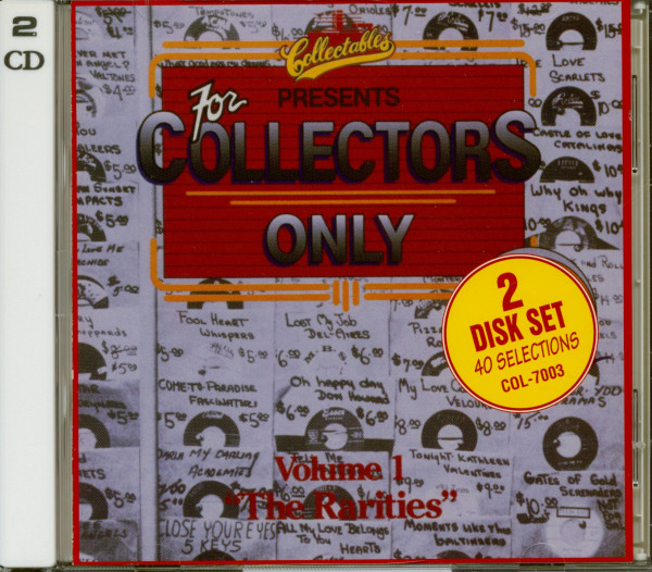 For Collector's Only (2-CD)