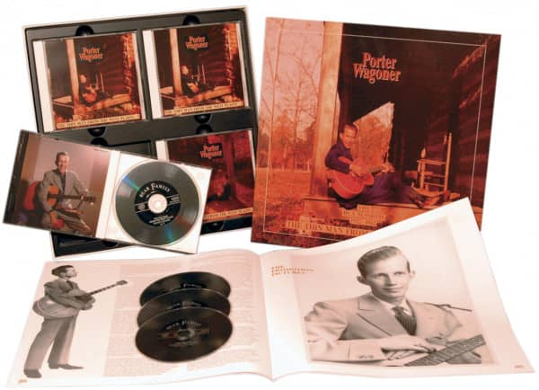 The Thin Man From The West Plains (4-CD Deluxe Box Set)