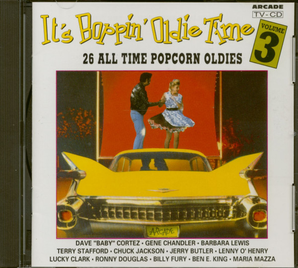 It's Boppin' Oldie Time Vol. 3 (CD)
