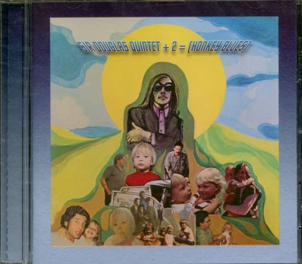 Sir Douglas Quintet + 2 = (Honkey Blues).plus (CD)