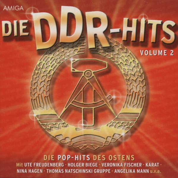 Vol.2, Die DDR Hits - Pop Hits