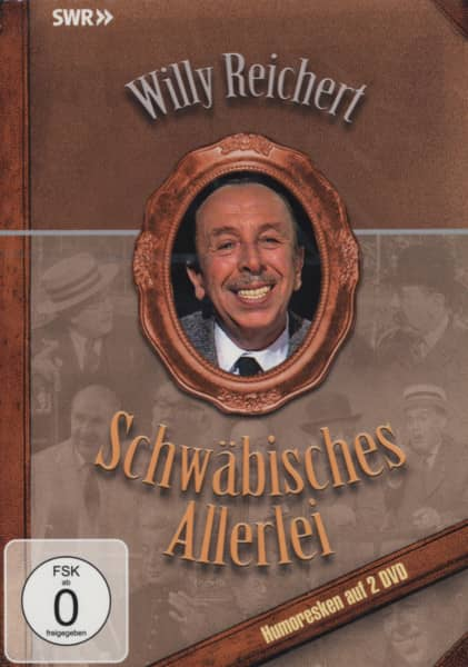 Schwäbisches Allerlei (2-DVD)