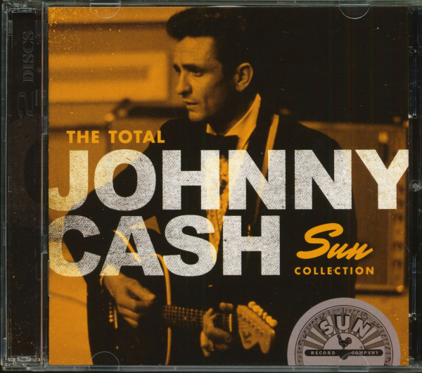 The Total Johnny Cash Sun Collection (2-CD)