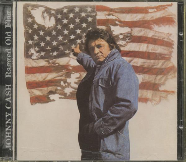 Ragged Old Flag (CD)