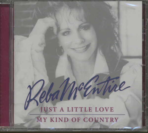 Just A Little Love - My Kind Of Country (CD)