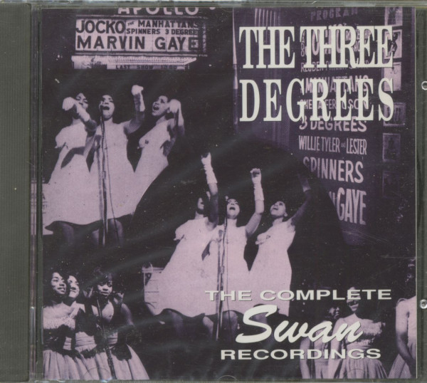 The Complete Swan Recordings (CD)
