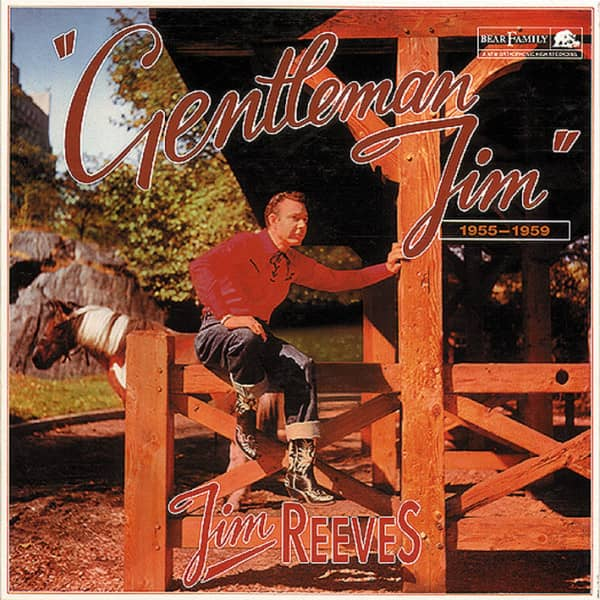 Gentleman Jim (4-CD & Book-Buch)