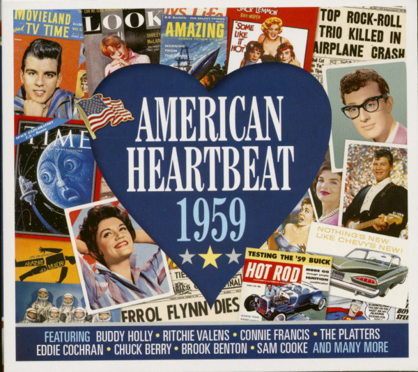 American Heartbeat 1959 (2-CD)