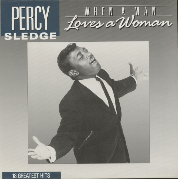 When A Man Loves A Woman - 18 Greatest Hits (LP)