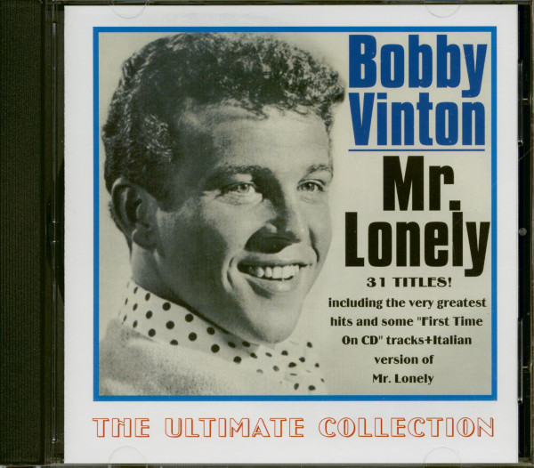 Mr. Lonely - The Ultimate Collection (CD)