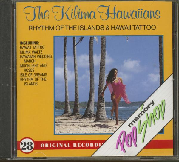 Rhythm Of The Islands - Hawaii Tattoo (CD)
