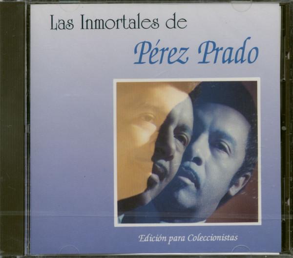 Las Inmortales De Perez Prado (CD)