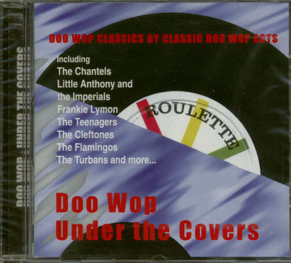 Doo Wop Under The Covers (CD)