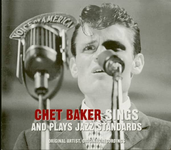 Chet Baker Sings And Plays Jazz Standards (CD)
