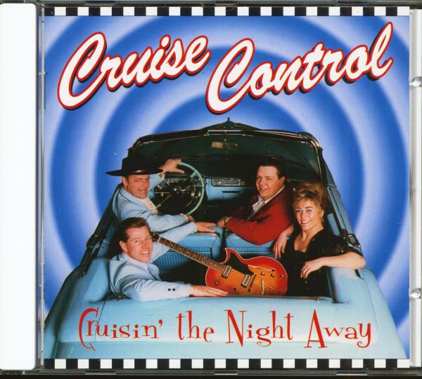 Cruisin' The Night Away (CD)