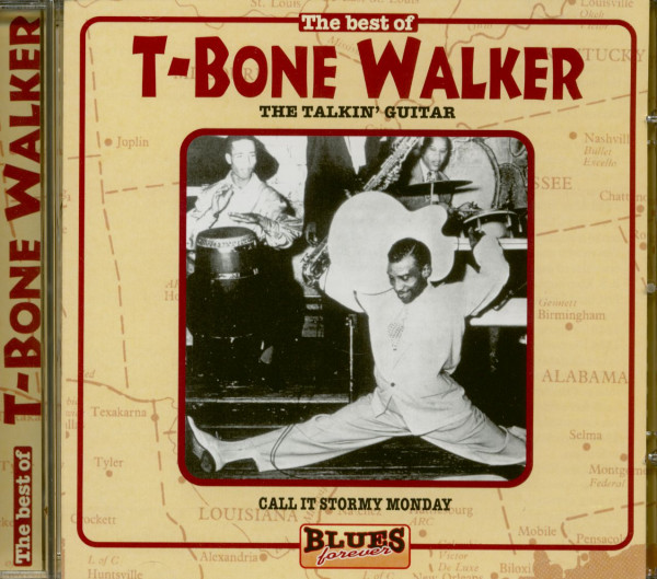 The Best Of The Talkin' Guitar - Blues Forever (CD)