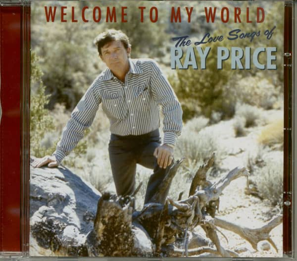 Welcome To My World (CD)