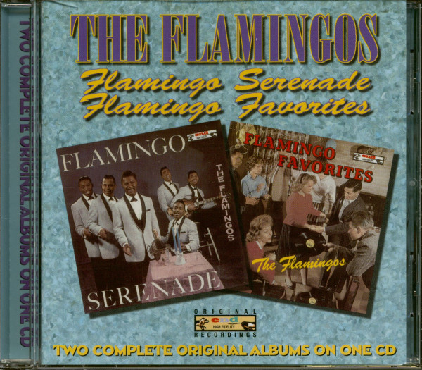 Flamingo Serenade - Flamingo Favourites (CD)