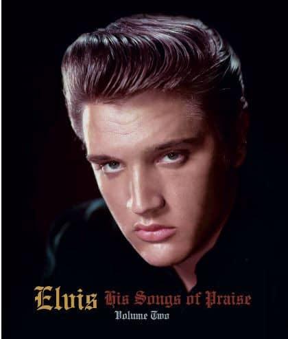 His Songs Of Praise Vol.2 (Book+CD)