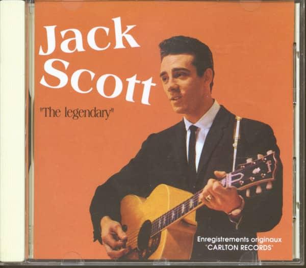 The Legendary (CD)