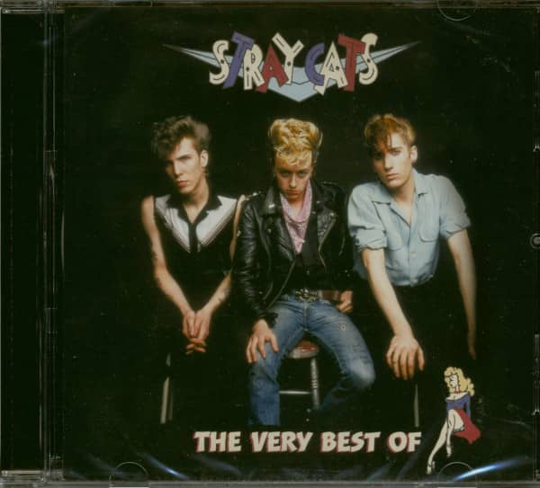 The Very Best Of Stray Cats (CD)