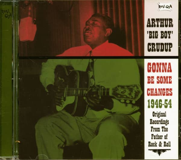 Gonna Be Some Changes 1946-54 (CD)