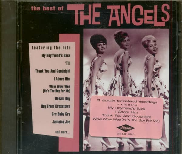The Best Of The Angels - US Pressing (CD)
