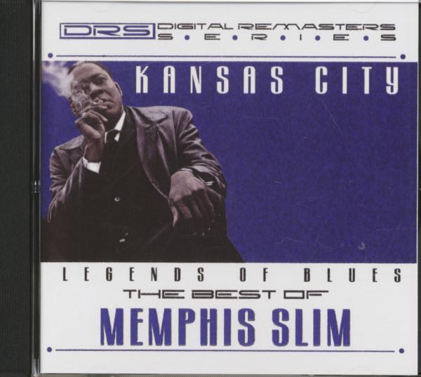 Kansas City - The Best Of Memphis Slim (CD)