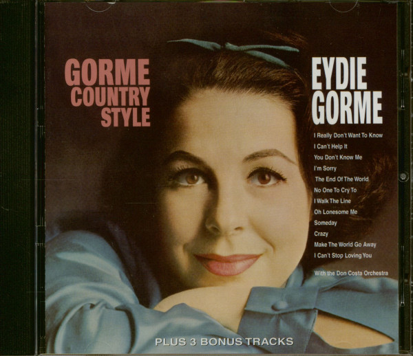 Gorme Country Style (CD)