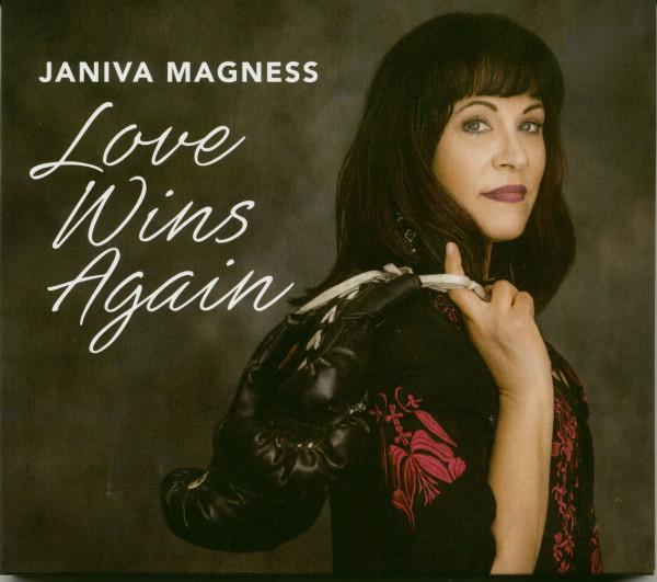 Love Wins Again (CD)