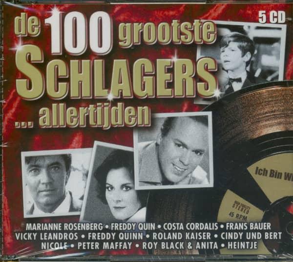 100 Schlager 5-CD