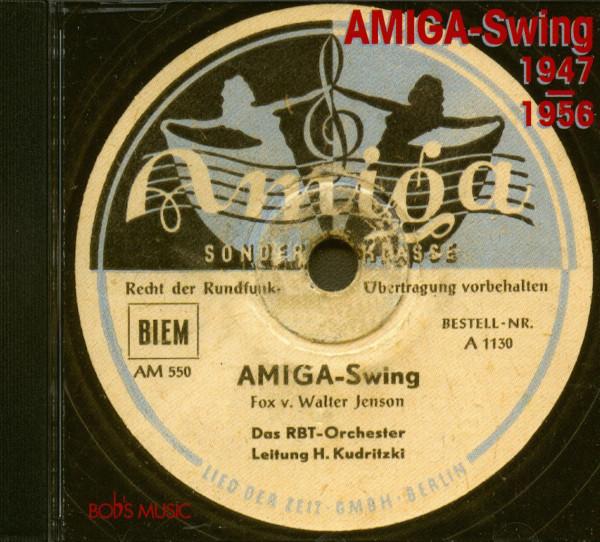 Amiga-Swing 1947-56 (CD)